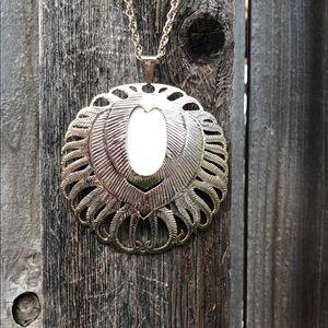 Kendra Scott vintage Lennox necklace